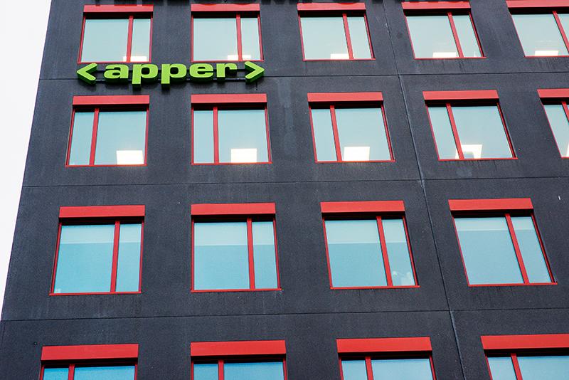 APPER-Nellickevägen