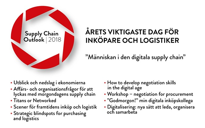 Supply Chain Outlook 2018